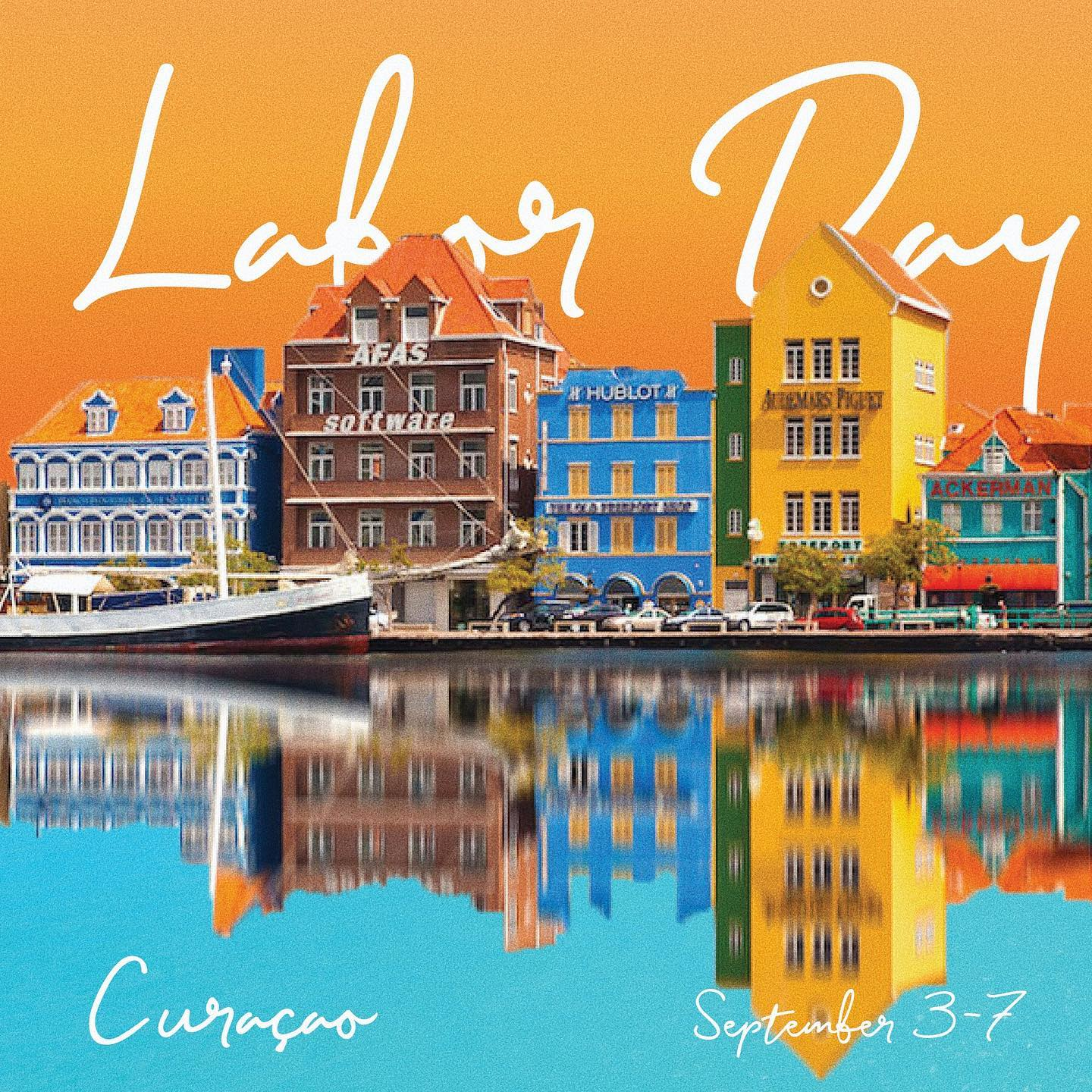 Curacao || Labor Day Weekend